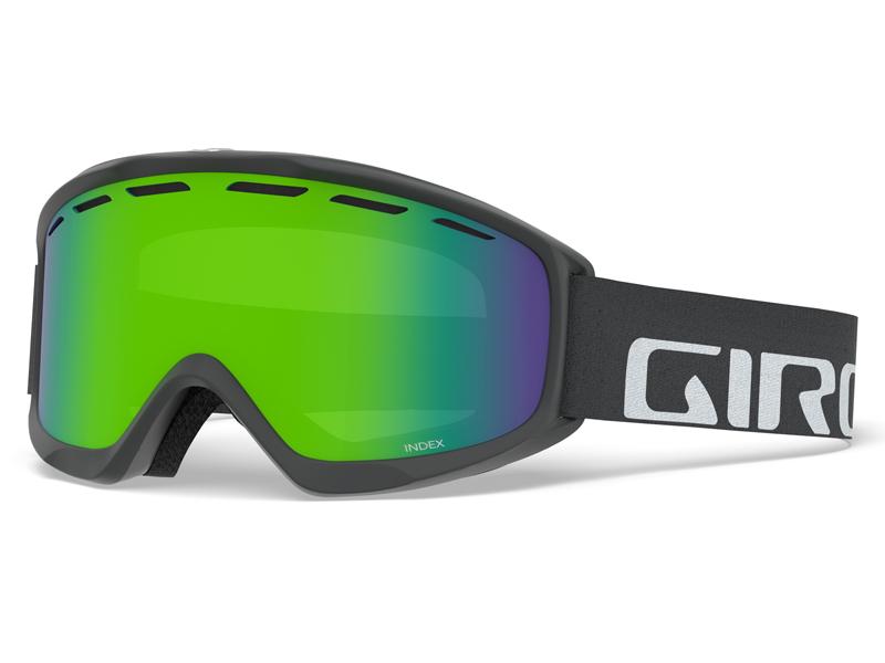 Gogle narciarskie / snowboardowe giro index titanium wordmark gr-7083579