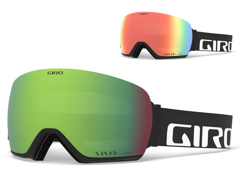 Gogle narciarskie / snowboardowe giro article black wordmark gr-7094207