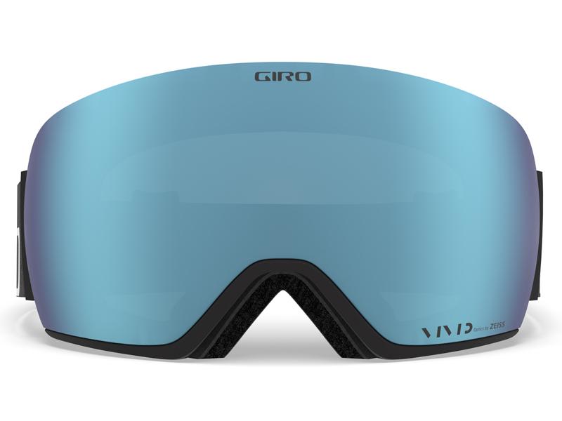 Gogle narciarskie / snowboardowe giro article black wordmark gr-7094208