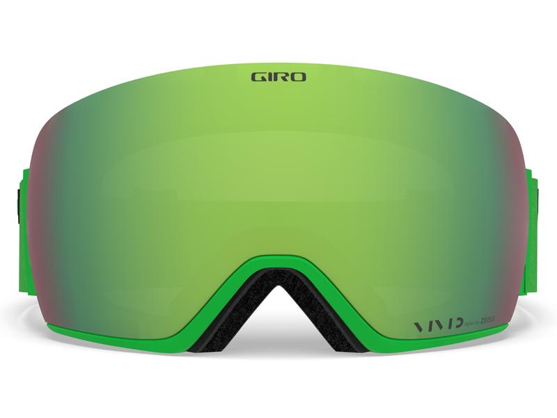 Gogle narciarskie / snowboardowe giro article bright green peak gr-7094187